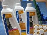 Dr.Schutz Pflege- und Bodenreinigungsset für PVC und Linoleum (matt) (Ersparnis gegenüber Einzelkauf ca. 9,90 Euro)