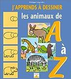 Image de J'apprends à dessiner les animaux de A à Z