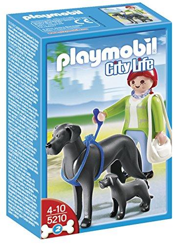 PLAYMOBIL Coleccionables Perros - Gran danés Cachorro