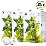 BIO Teekapseln von My-TeaCup   Kompatibel mit Dolce Gusto®*-Maschinen   100% kompostierbare Kapseln ohne Alu (Pfefferminztee Mint Intense, 48 Kapseln)