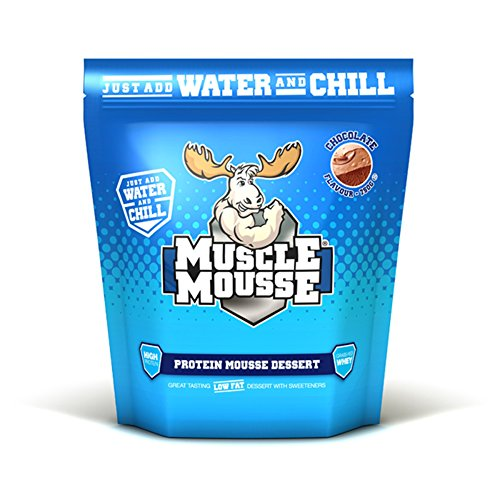 Muscle Mousse 750g Milk Chocolate
