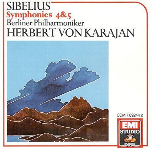 Sibelius:Syms. 4 & 5