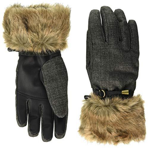 Barts Unisex Empire Skigloves Handschuhe, Braun (BROWN 0009), Small