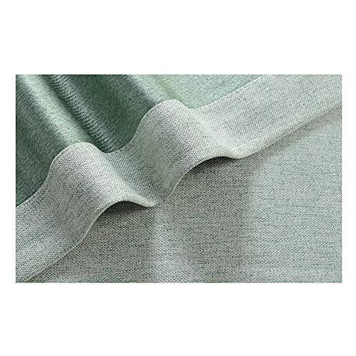 Energieeinsparung Lärm einer reduzierung korrosionsschutzgarantien Gegen hitze und kälte, Verdunklungsvorhänge thermisch isoliert Bleistift falte vorhang, Eines panels-grün 400x270cm(157x106inch)