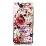 CASEiLIKE Mi 5C case, Mixed Roses 2259 Pattern TPU Case