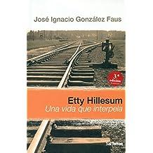 Etty Hillesum. Una vida que interpela