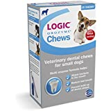 Logic Orozyme Dental Chews for Dogs (Size: Small)