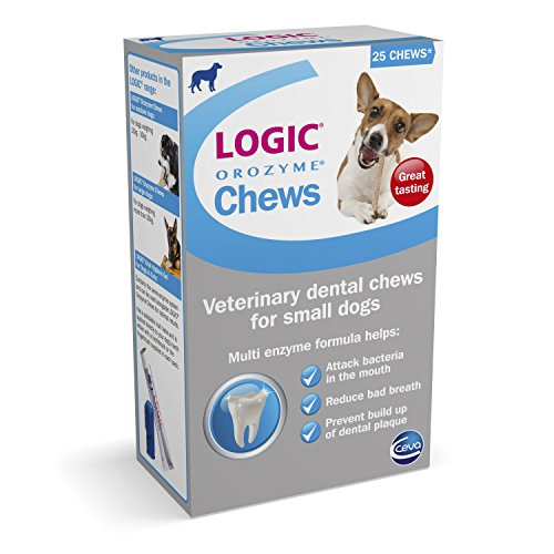 LOGIC OROZYME Dental Chew for Small Dogs