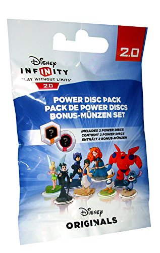 Infinity 2.0 - Pack Power Discs Disney