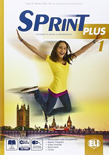 Sprint plus. Per la Scuola media: 1