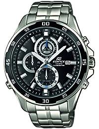 Casio Edifice – Herren-Armbanduhr mit Analog-Display und Edelstahlarmband – EFR-547D-1AVUEF