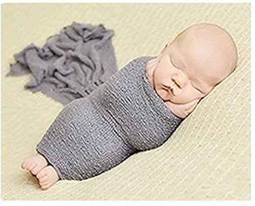 orene Jungen Mädchen Baby Fotografie Requisiten Wickeln Garn Tuch Decke (Luxus Kostüme)
