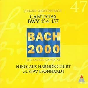 Bach: Cantatas, BWV154-157