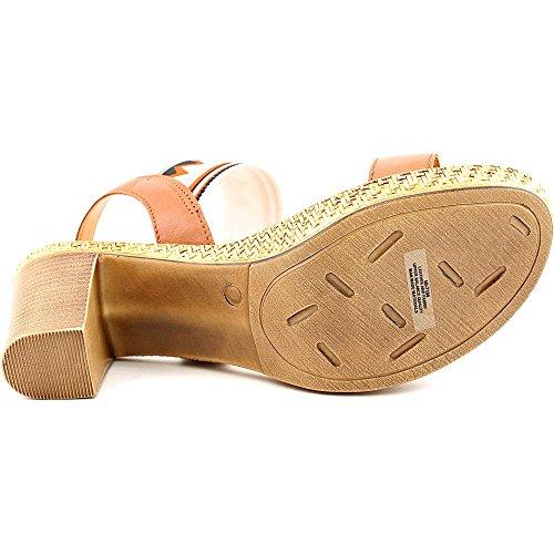 Bella Vita Ponza Schmal Leder Sandale Tan