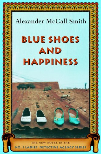 Book cover for Blue Shoes and Happiness