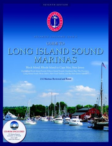 Atlantic Cruising Club's Guide to Long Island Sound Marinas: Block Island, Rhode Island Sound, Gardiners Bay, The Peconics, Long Island South Shore Inlets, New York Harbor, and the New Jersey Inlets - Rhode Island Block Island