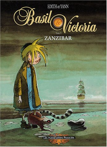 Basil et Victoria, Tome 3 : Zanzibar