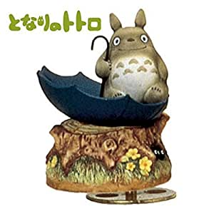 Studio Ghibli My Neighbor Totoro Ceramic Music Box (Umblera) by HAMEE