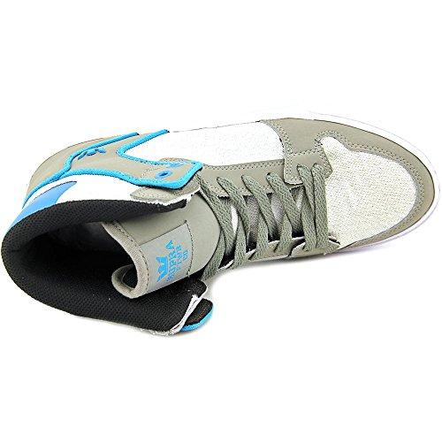Supra, Sneaker donna (Grey/Turq/Glitter/White)