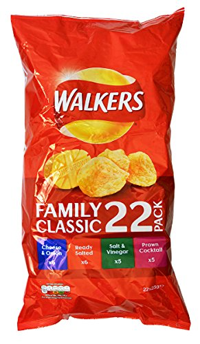 Preisvergleich Produktbild Walkers 22-Pack Classic Variety