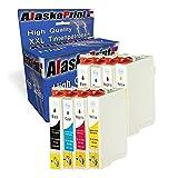 Alaska 8 Druckerpatronen Komp. für Epson T29XL 29 XL 29XL für Expression Home XP 342 345 245 442 332 235 432 445 435 335 247 Patronen tintenpatronen