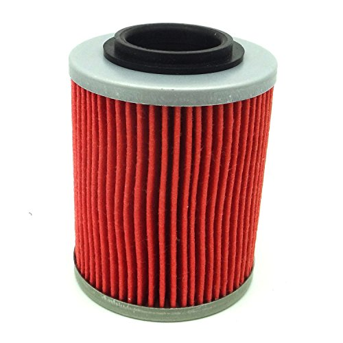 Yihao 3 Oil Filter for Can-Am Commander Bombardier Ds650 Ds650X 330 400 650 800 500 07-08 Ski Doo Expedition Sport 806 Zz1751