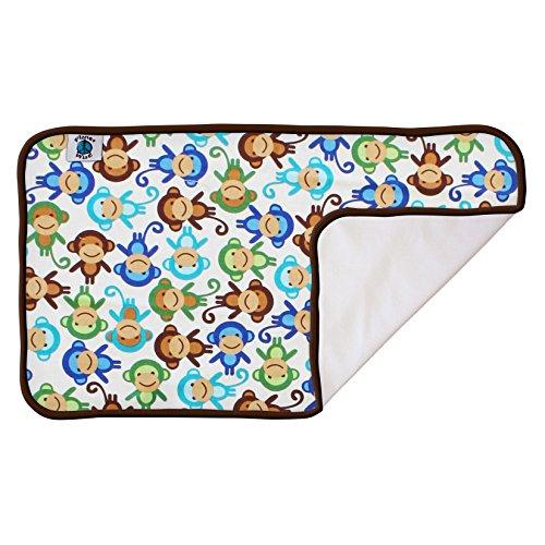 planet-wise-designer-waterproof-diaper-pad-monkey-fun