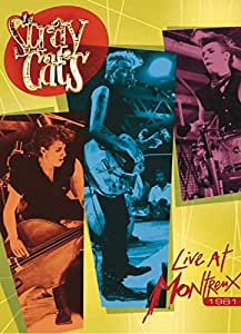 Stray Cats : Live at Montreux 1981