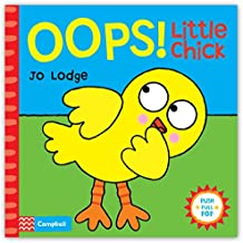 Oops! Little Chick: An interactive story book (Little Movers)
