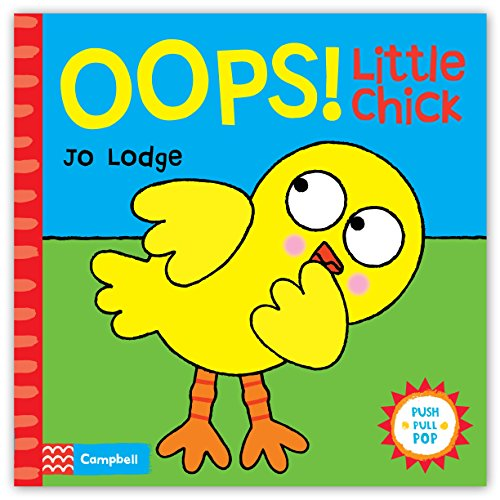 Oops! Little Chick: An interactive story book (Little Movers) por Jo Lodge