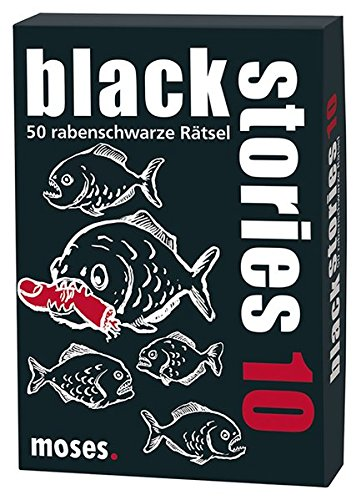 Preisvergleich Produktbild moses 108009 black stories 10