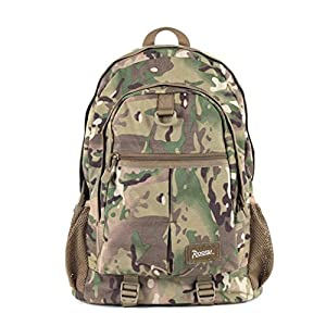 51FRettY4qL. SS300  - Backpack LIGHTING Lightweight hiking outdoor waterproof bag-camouflage 1 30L