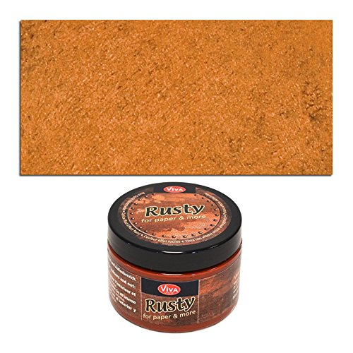 NEU Viva Decor Rusty Rostfarbe 150 ml, Orange