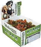Whimzees Zahnbürste Hundekausnack S | 150 St. Sparpackung kleine Hunde
