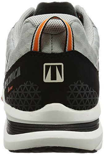 Moon Boot Tecnica Brave X-Lite Ms, Chaussures Multisport Outdoor Homme Multicolore (Nero/Bianco)