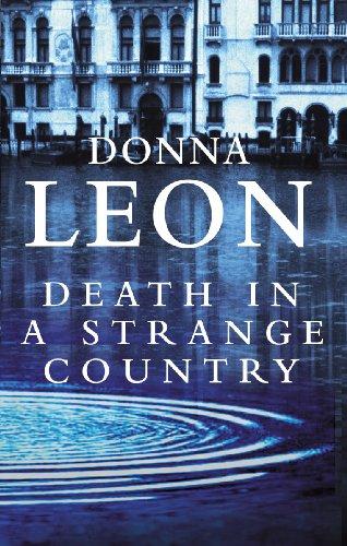Death in a Strange Country: (Brunetti 2) por Donna Leon