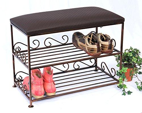 eine schuhbank mit sitzfl che kaufen darauf sollte man achten. Black Bedroom Furniture Sets. Home Design Ideas