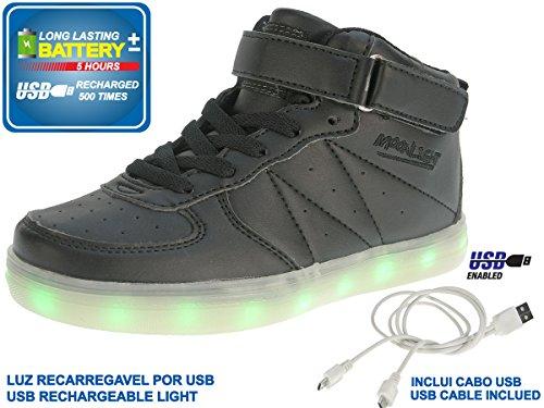 Beppi, Sneaker bambini, nero (nero), 29
