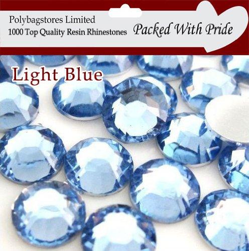 pack-of-1000-x-premium-quality-light-blue-5mm-crystal-flat-back-rhinestone-diamante-gems-factory-sea
