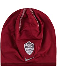 2016-2017 AS Roma Nike Training Beanie (Maroon)