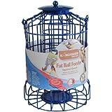 Kingfisher BF007S Mangeoire pour boules de graisse pour oiseaux anti-écureuils