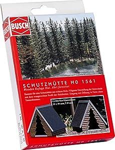 Busch - Edificio ferroviario de modelismo ferroviario H0 Escala 1:87 (BUE1561)