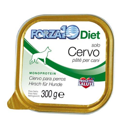 Forza 10 Cane Solo Diet Cervo AP 300 Ucd
