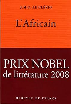 L'Africain (Traits et portraits)