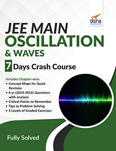 JEE Main Oscillation & Waves 7 Days Crash Course (English Edition ...