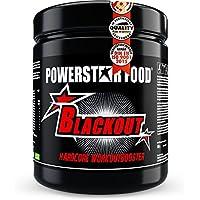 Stärkster EU HARDCORE Booster - 600g - HOCHDOSIERT - Pre Workout Trainingsbooster BLACKOUT für extremen PUMP,... preisvergleich bei fajdalomcsillapitas.eu