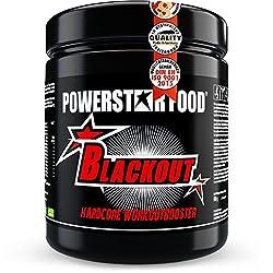 Stärkst dosierter EU Hardcore Booster | 600g | HOCHDOSIERT | Pre Workout Trainingsbooster | Deutsche Herstellung | Green Lemon