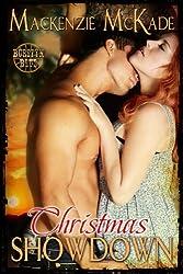 Christmas Showdown (Burstyn Blue Book 1)