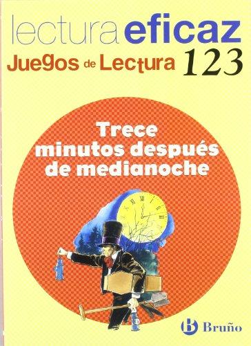 Trece minutos después de medianoche Juego de Lectura (Castellano - Material Complementario - Juegos De Lectura) - 9788421658635