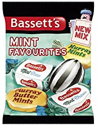 Maynards Bassetts Mint Favourites Sweets, 192g